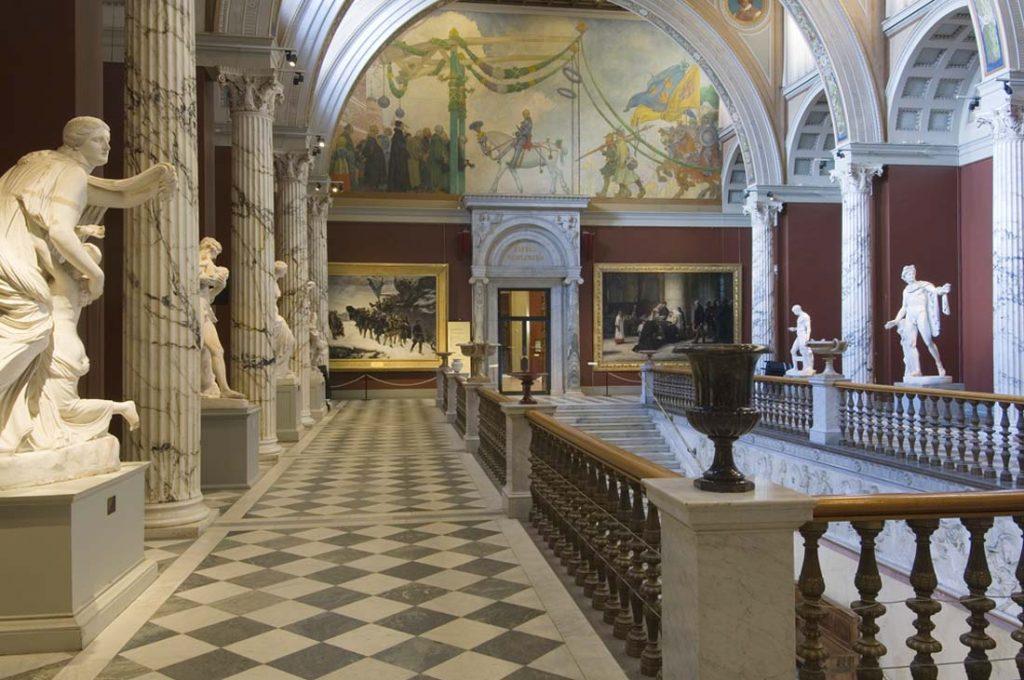 Национальный музей Швеции Cтокгольм