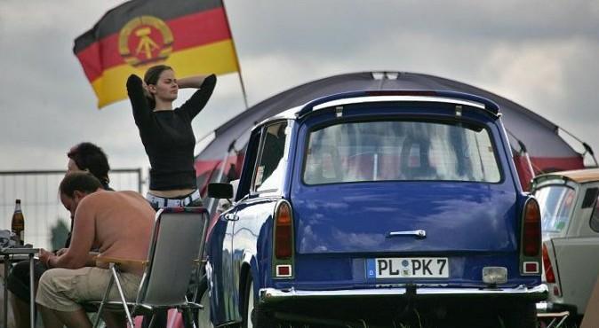 Кусочек коммунизма «Мир ГДР» Дрезден