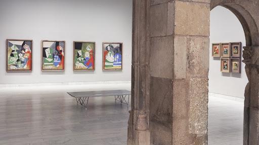 Музей Пикассо Барселона