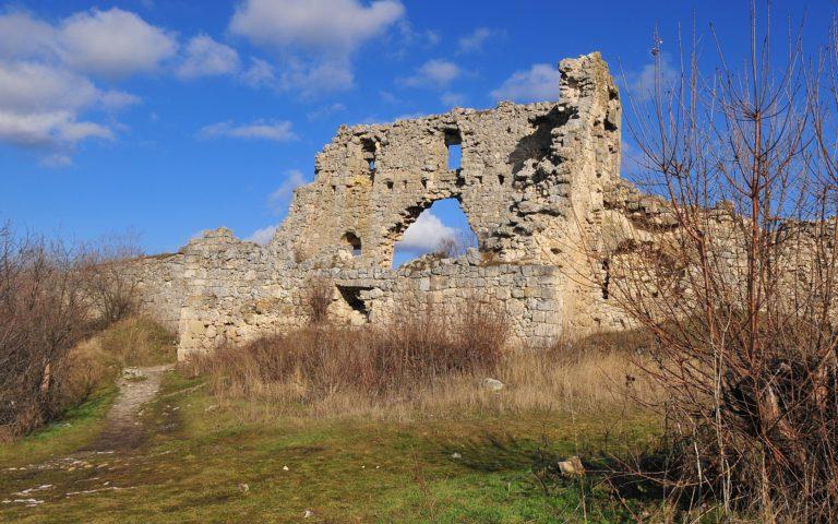 Крепость Мангуп – Кале