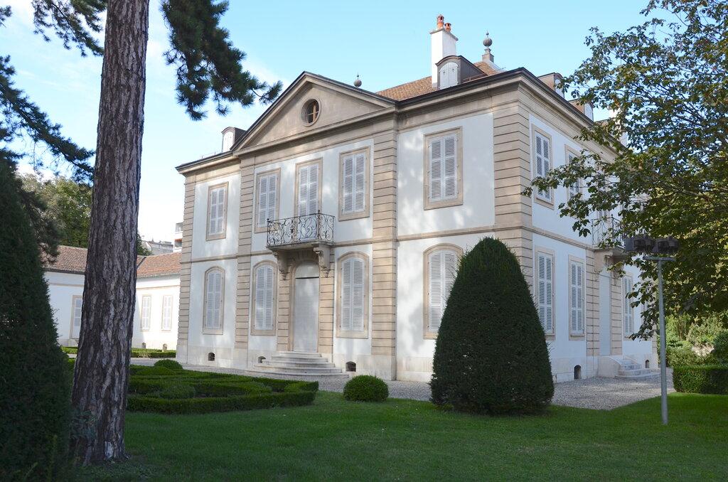 Институт Вольтера Женева