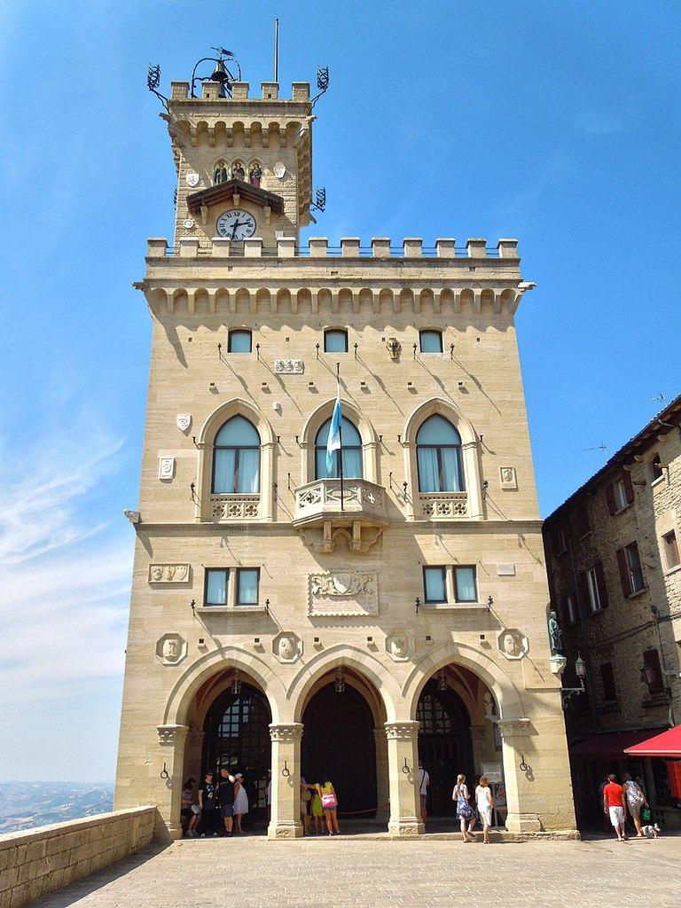 Палаццо Публике Сан-Марино