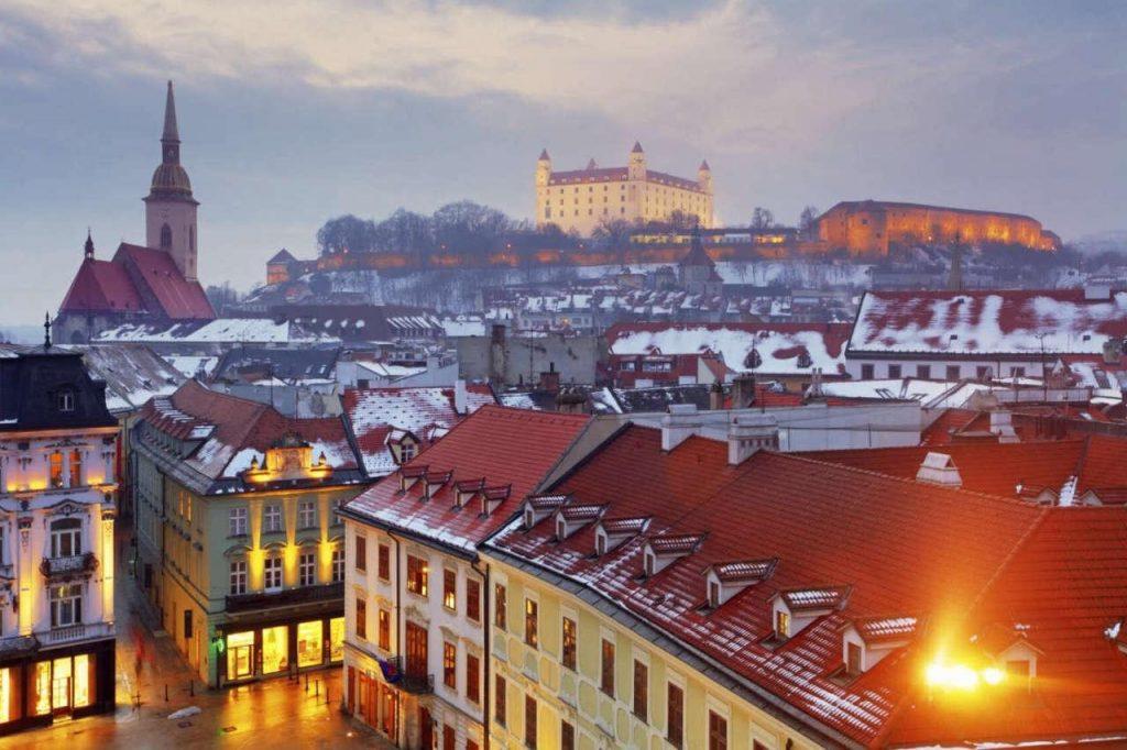 Братислава 2019: Достопримечательности, отзывы, музеи, еда, отдых и эксурсии