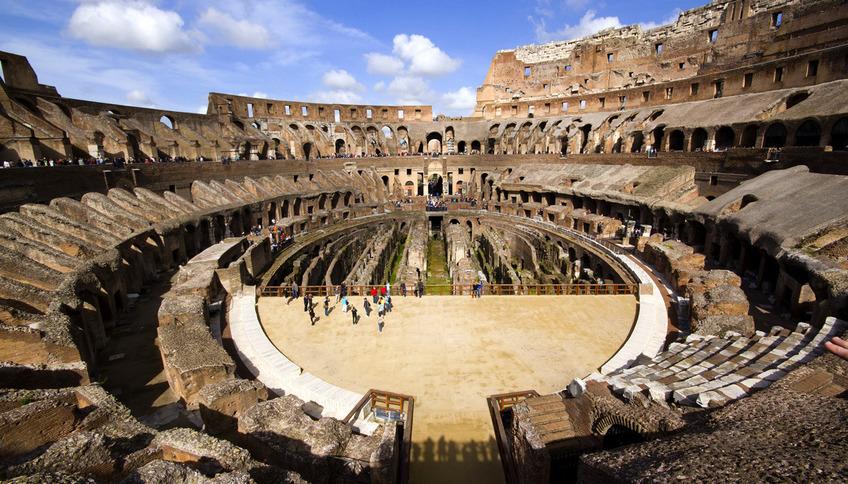 Секреты Колизея