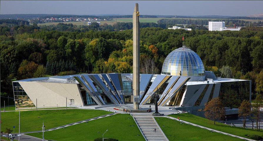15 главных достопримечательностей Минска