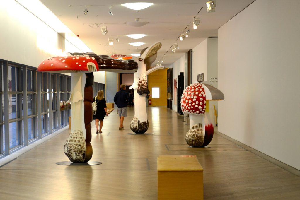 Музей современного искусства Cтокгольм
