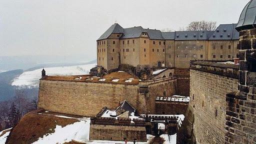 Историческая крепость