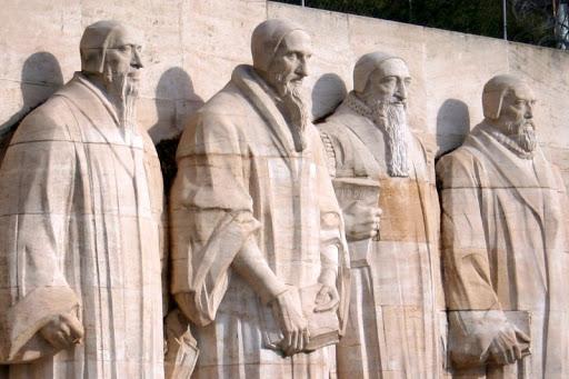 Стена Реформации Женева