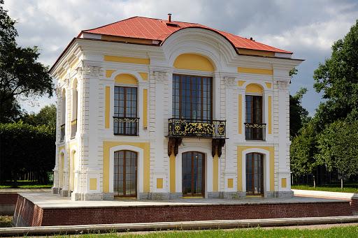 Павильон «Эрмитаж» Петергоф