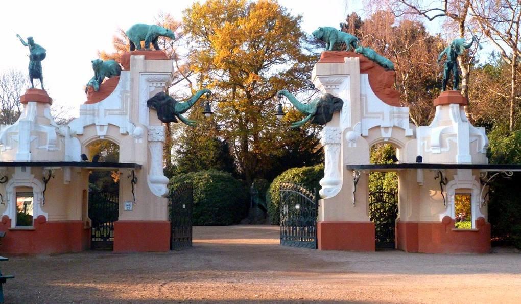 зоопарк Хагенбека