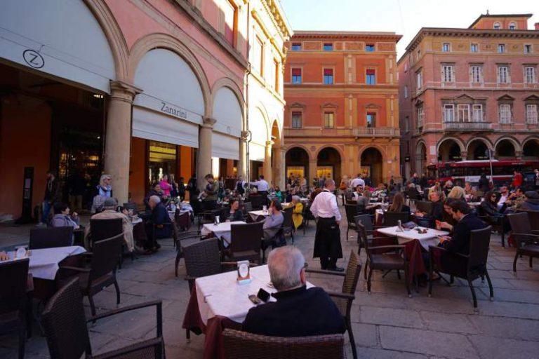 ресторан в Болонье