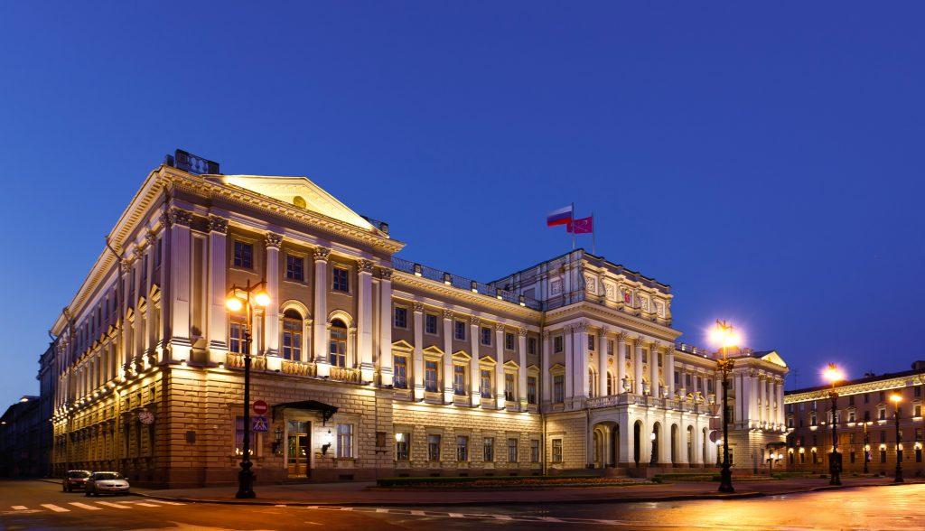 Мариинский дворец Санкт-Петербург