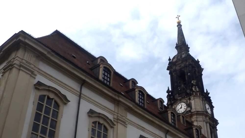 Драйкёнигскирхе Дрезден