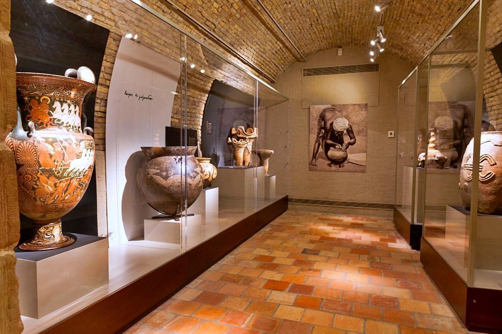 Музей Барбье-Мюллера Женева