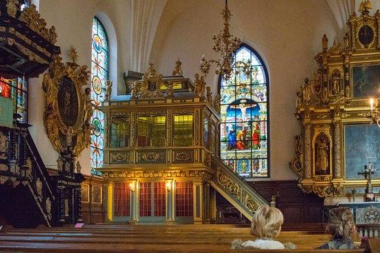 Немецкая церковь Стокгольм