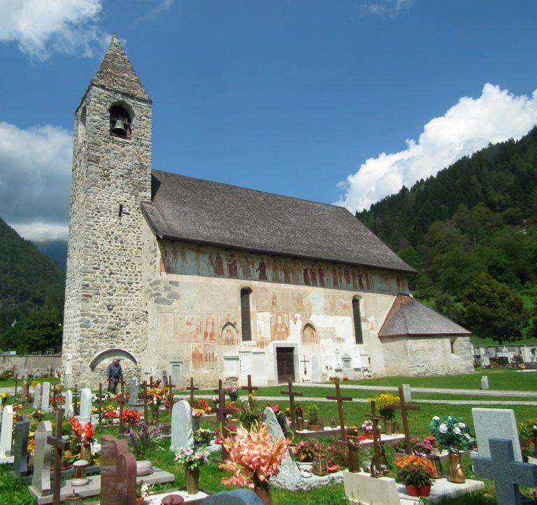 Церковь Сан Виджилио