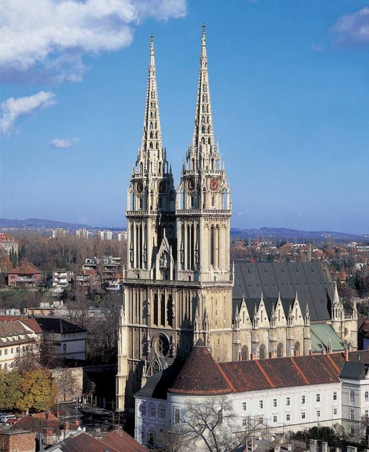 Кафедральный собор Загреба
