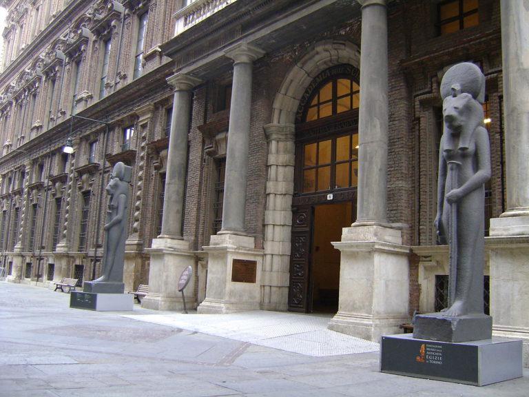 Египетский музей Турина