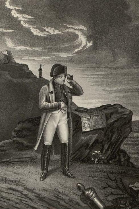 Наполеон на Эльбе