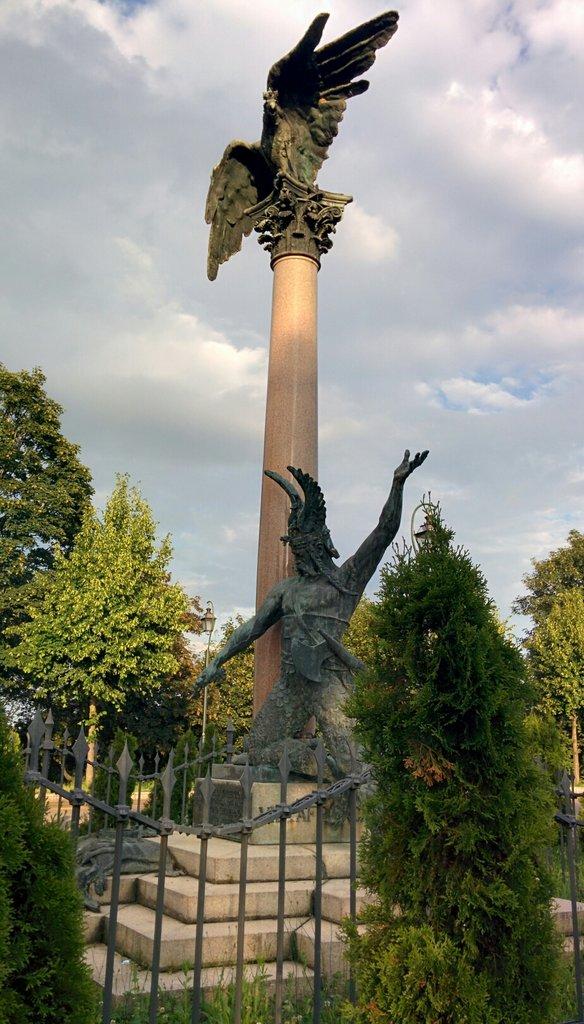 памятник королю Умберто I