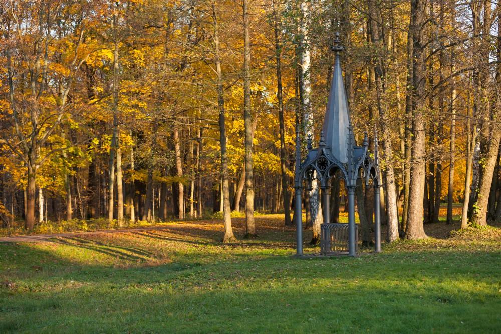 Парк Александрия Петергоф