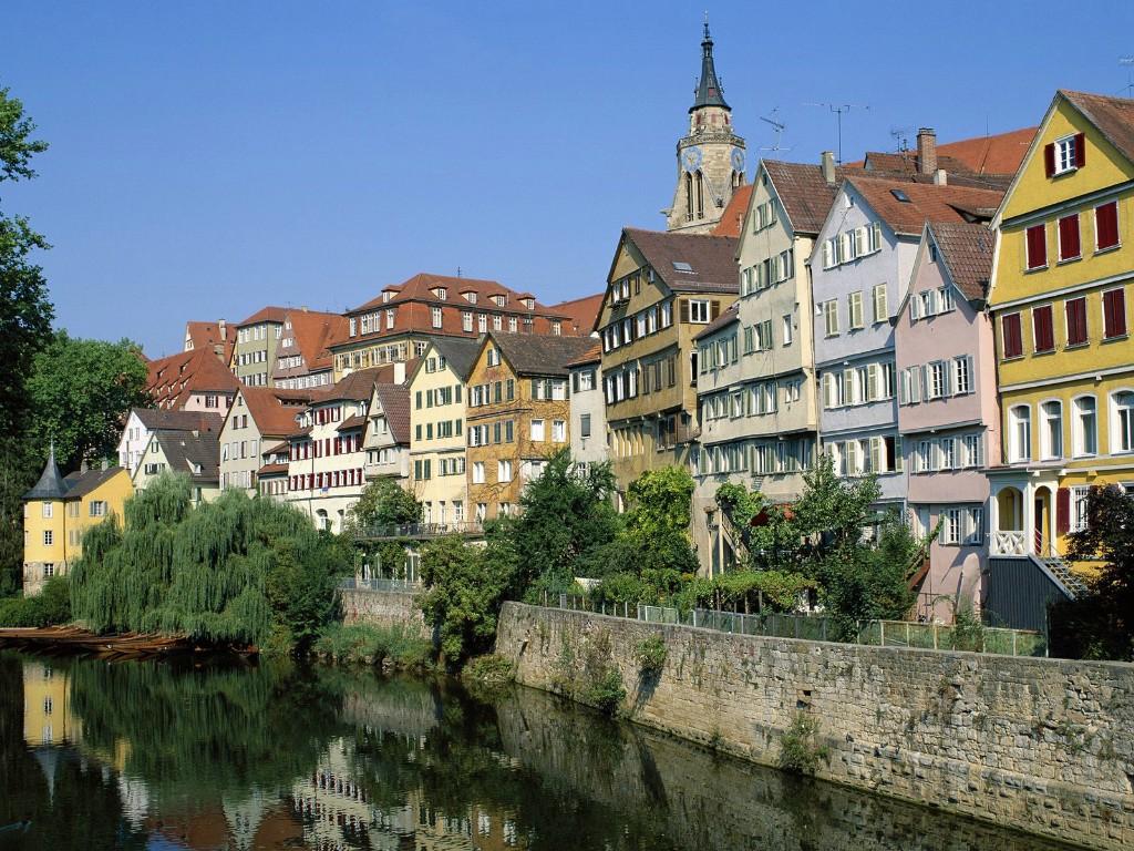 Исторический центр Баден-Бадена