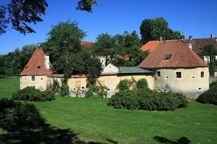 деревня в Чехии