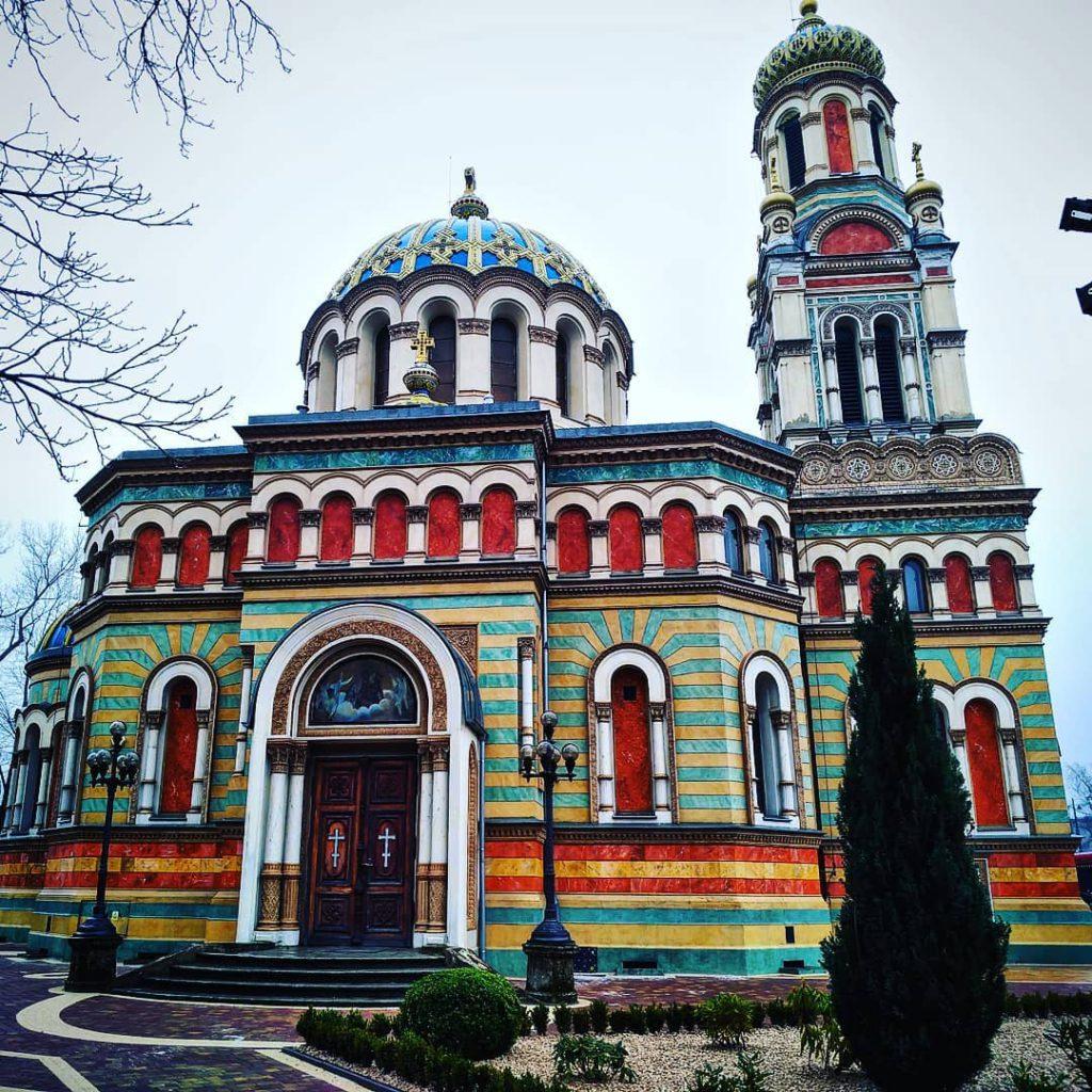 Собор Александра Невского в Лодзи