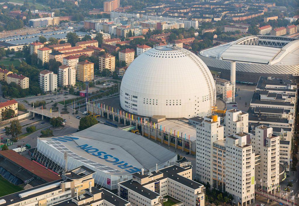 Глобен Арена Стокгольм