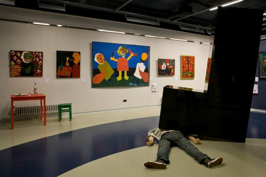 достопримечательности санкт-петербурга: Музей современного искусства Эрарта