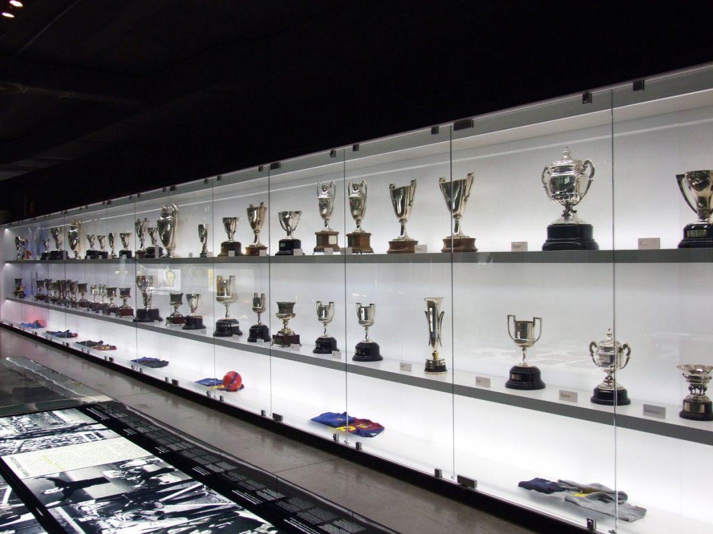 Музей ФК Барселона