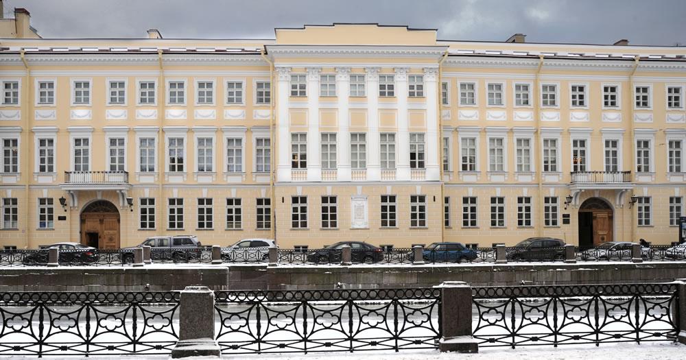 всероссийский музей а.с. пушкина = достопримечательности санкт-петербурга