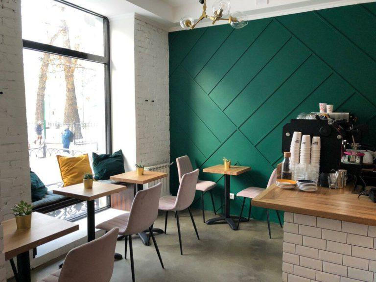 кофейня Brrrew