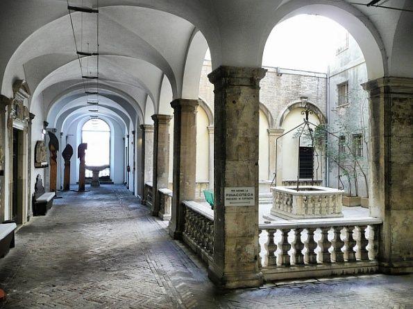 Пинаконтека Франческо Подести