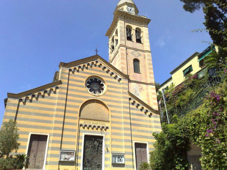 Базилика Святого Мартина в Портофино