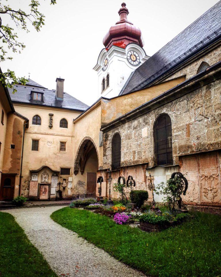 Ноннбергское аббатство в Зальцбурге