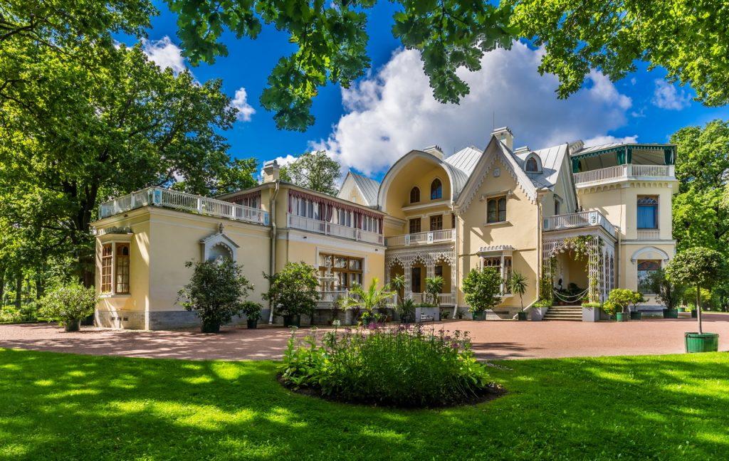 Дворец «Коттедж» Петергоф