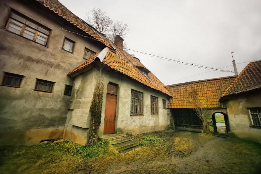 Музей-уcадьба П.Е. Щербова