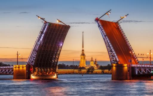 достопримечательности санкт петербурга: Дворцовый мост Санкт-Петербург