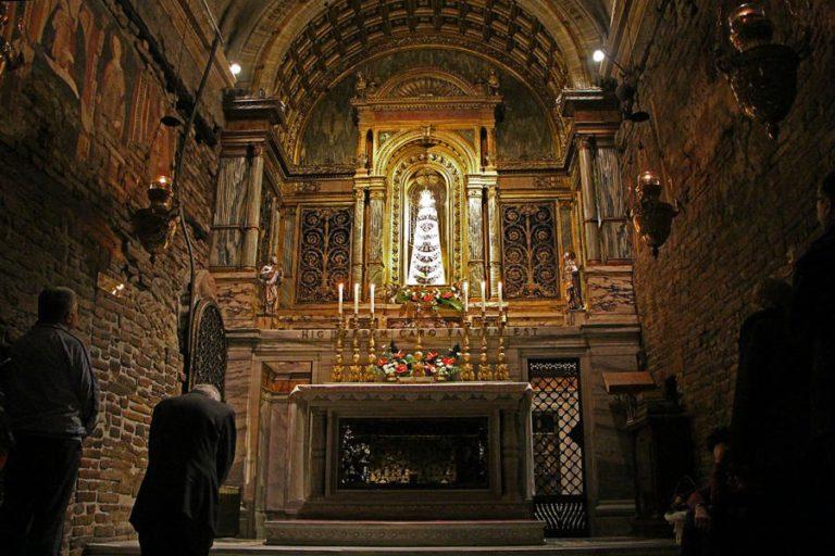 Святой Дом внутри