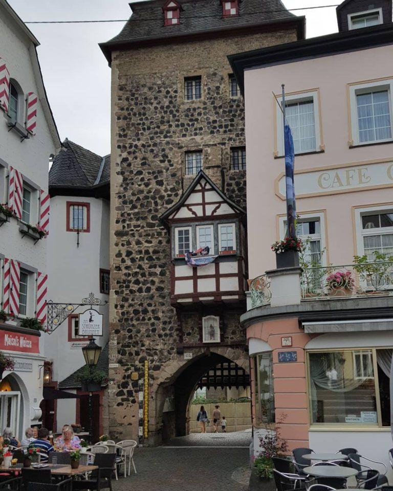 Исторический центр Литца-на-Рейне