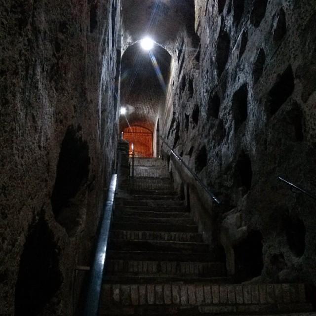 Катакомбы Себастьяна в Риме (Catacombe di San Sebastiano)