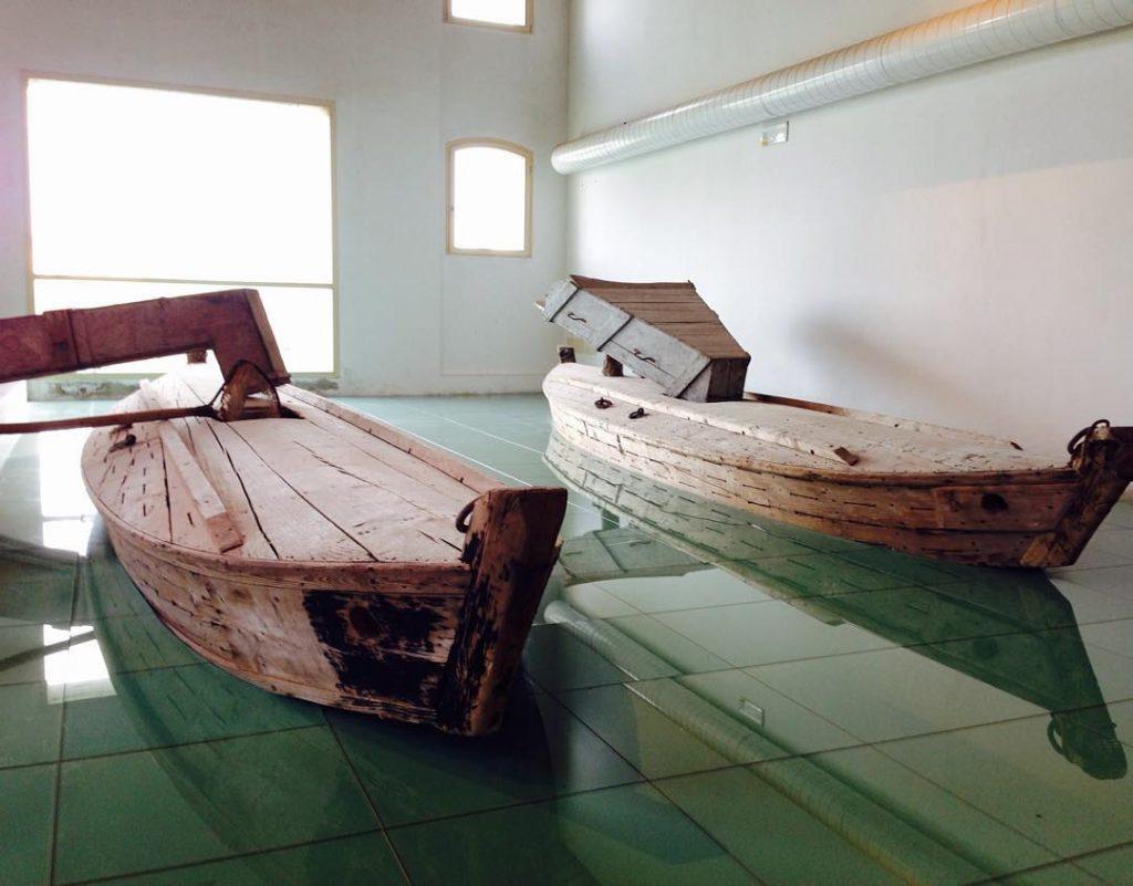 Музей Римского Корабля в Комаккьо