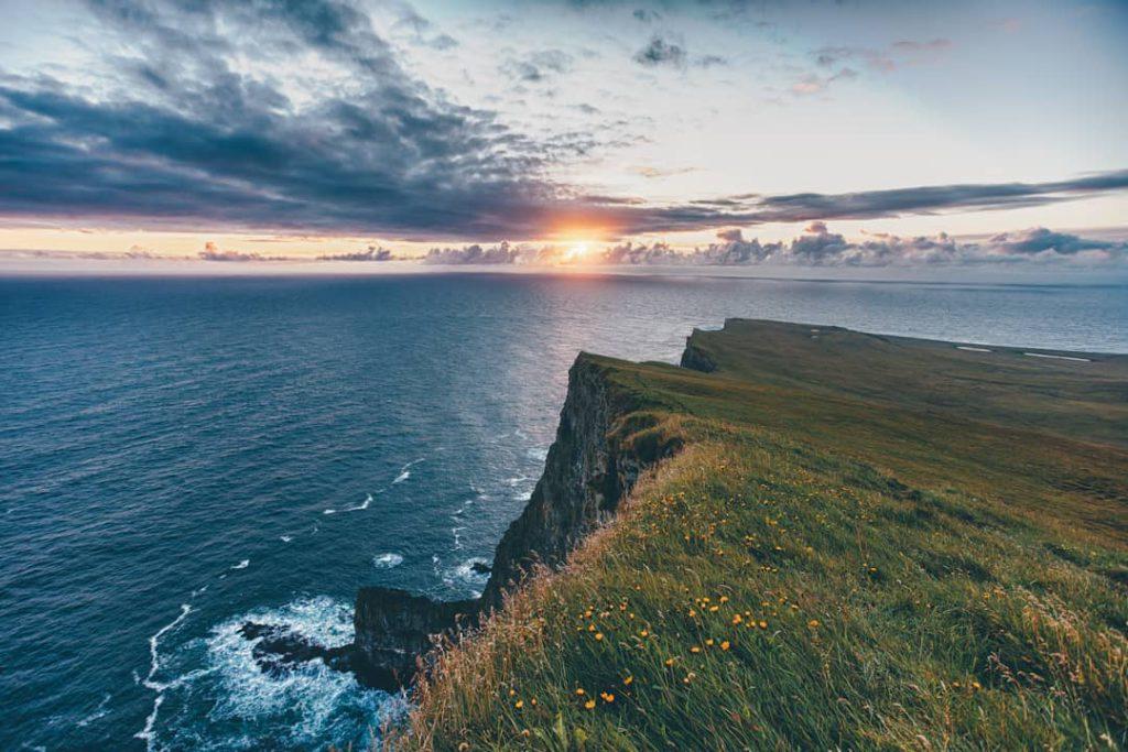Полуостров Вестфирдир — красивейшая достопримечательность Исландии