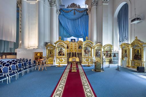 Убранство Смольного собора