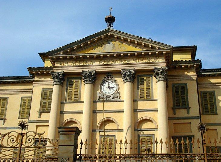 Художественная галерея Accademia Carrara