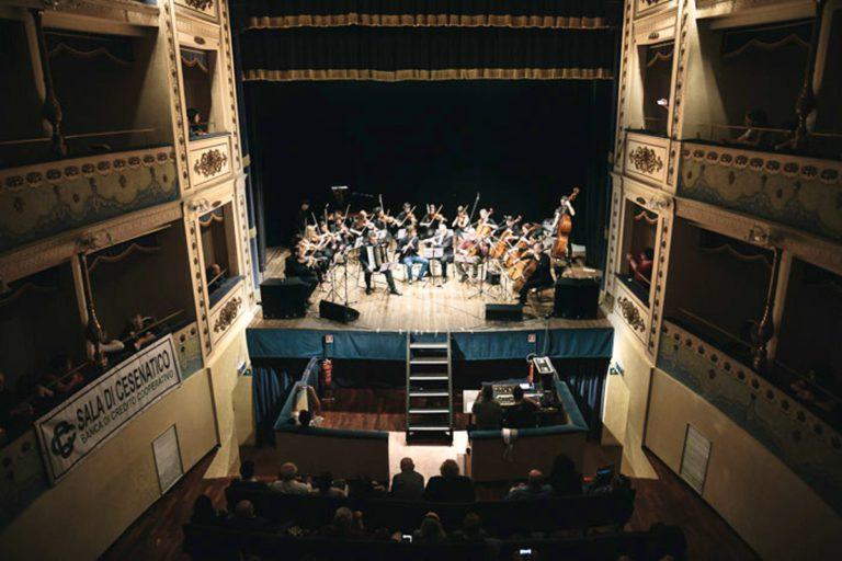 Театр Комунале Чезенатико