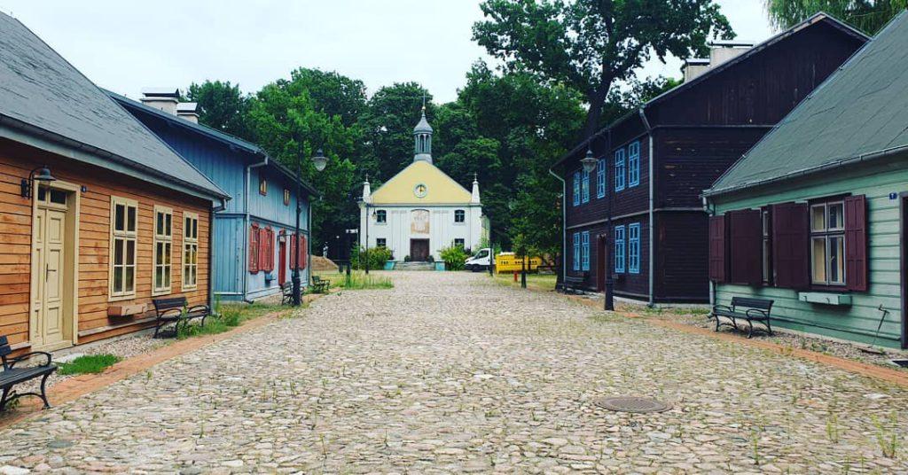 Музей истории текстильной промышленности Лодзь