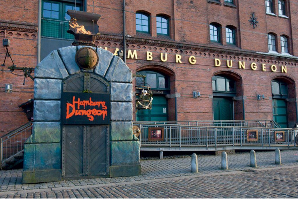 Музей ужасов «Hamburg Dungeon»