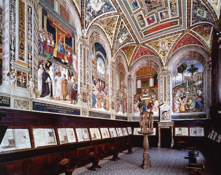 Библиотека Пикколомини